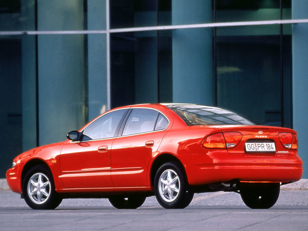 Chevrolet Alero 1999 foto - 2