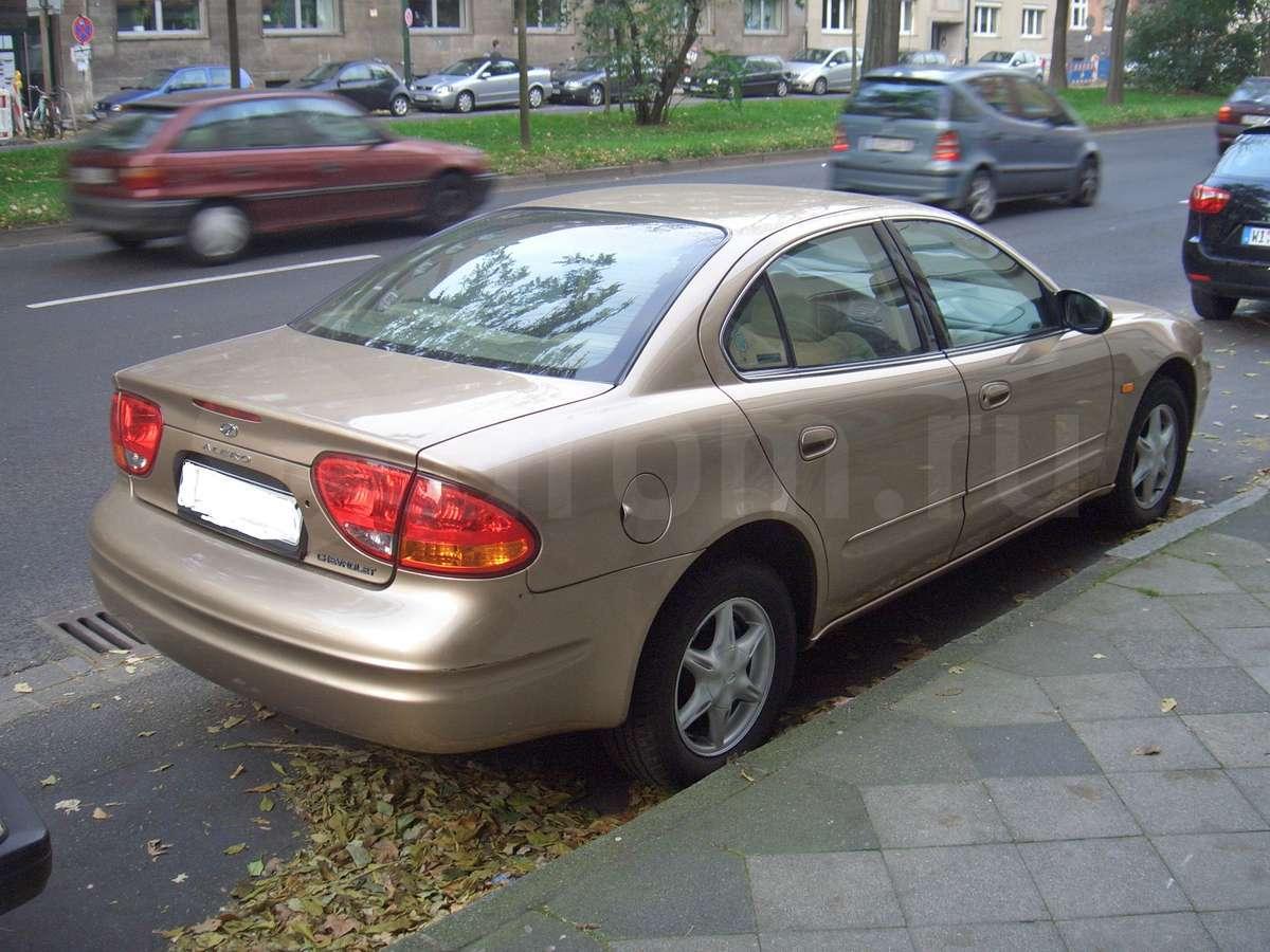 Chevrolet Alero 2000 foto - 3