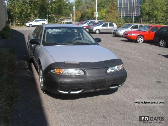 Chevrolet Alero 2000 foto - 5