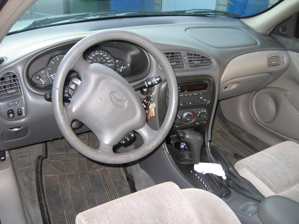 Chevrolet Alero 2001 foto - 3