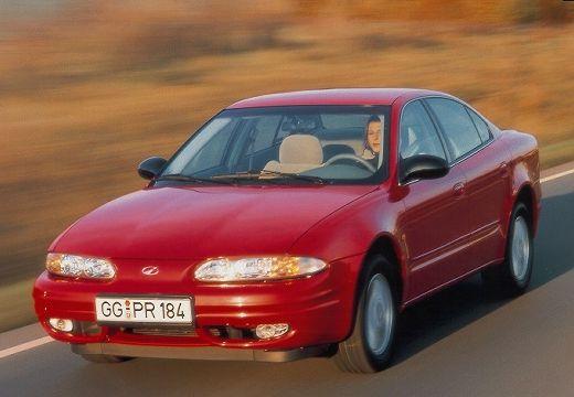 Chevrolet Alero 2001 foto - 4