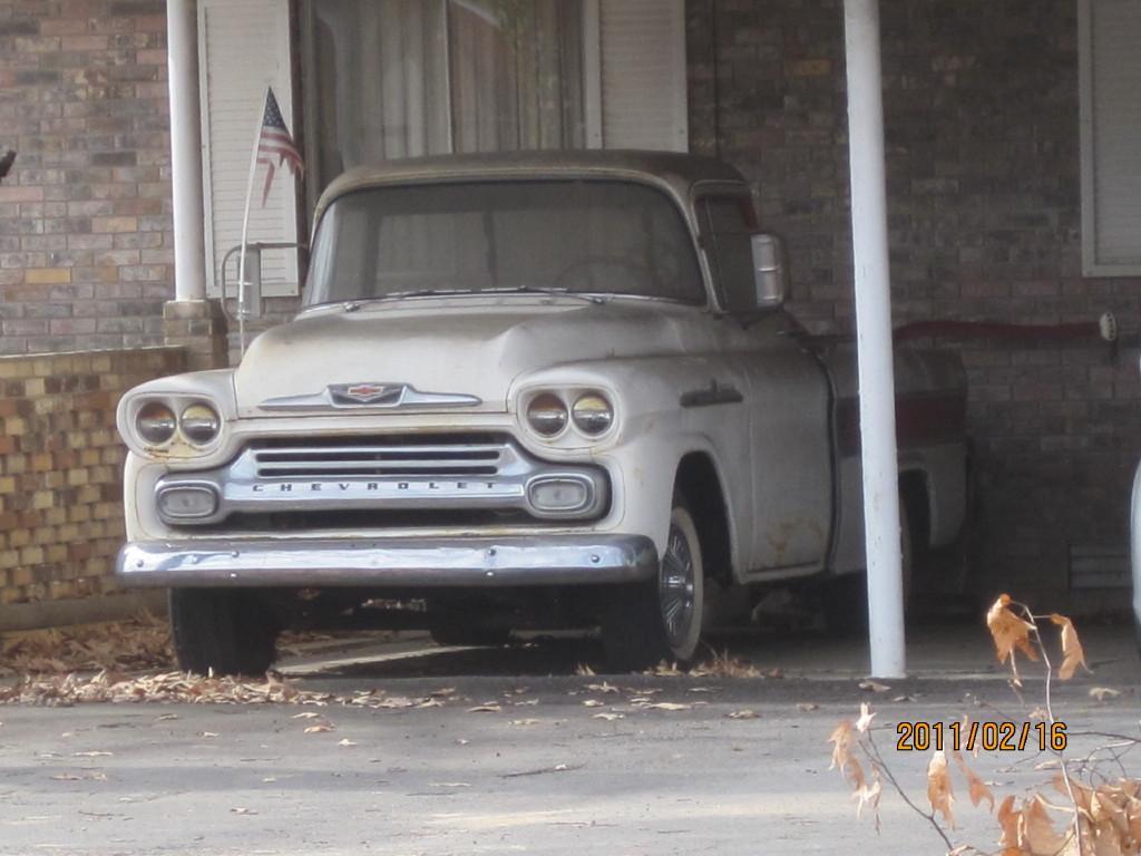 Chevrolet Apache 1950 foto - 5