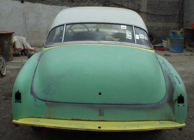Chevrolet Apache 1952 foto - 1