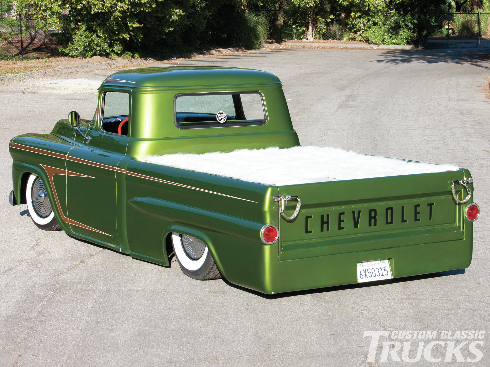 Chevrolet Apache 1952 foto - 3
