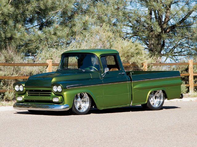 Chevrolet Apache 1953 foto - 2