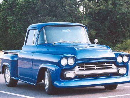 Chevrolet Apache 1954 foto - 3