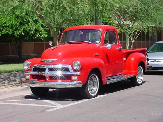 Chevrolet Apache 1954 foto - 5