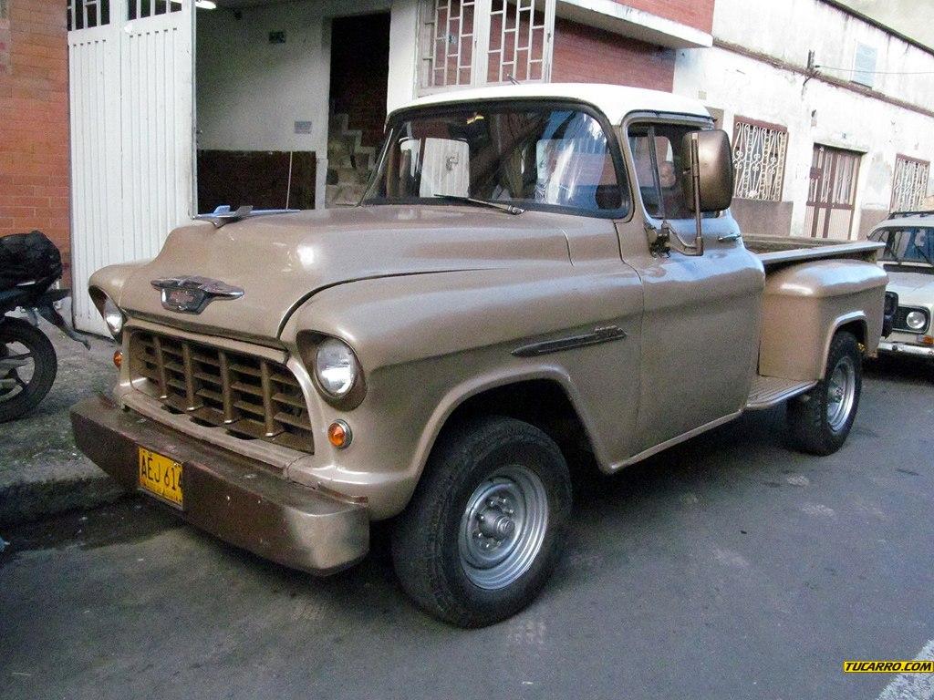 Chevrolet Apache 1955 foto - 5