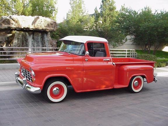 Chevrolet Apache 1956 foto - 2