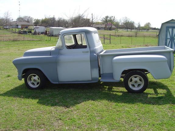 Chevrolet Apache 1956 foto - 3