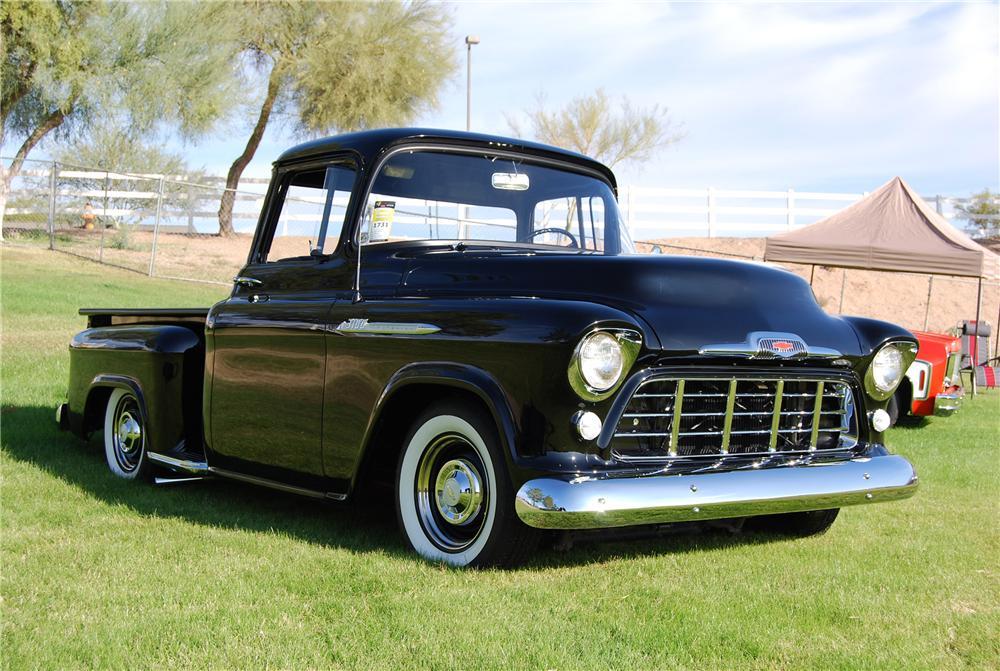 Chevrolet Apache 1956 foto - 4