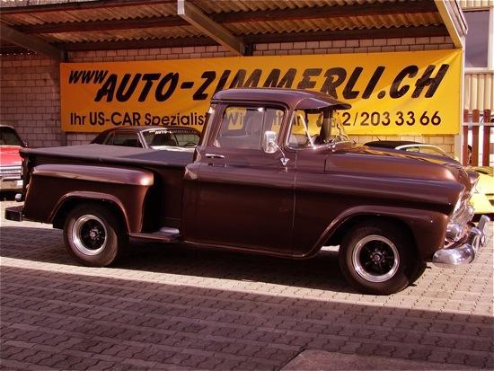 Chevrolet Apache 1958 foto - 4