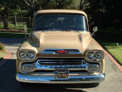 Chevrolet Apache 1959 foto - 5