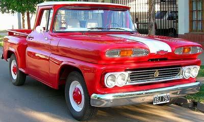Chevrolet Apache 1960 foto - 2