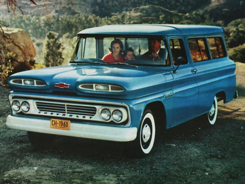 Chevrolet Apache 1960 foto - 4