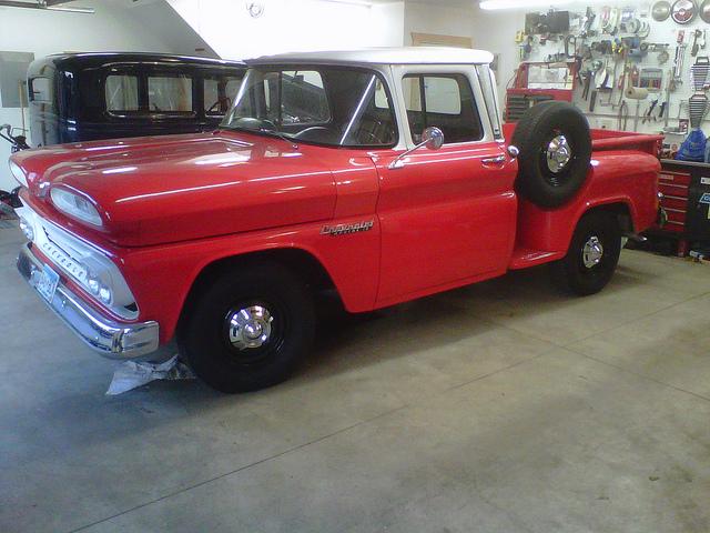 Chevrolet Apache 1960 foto - 5