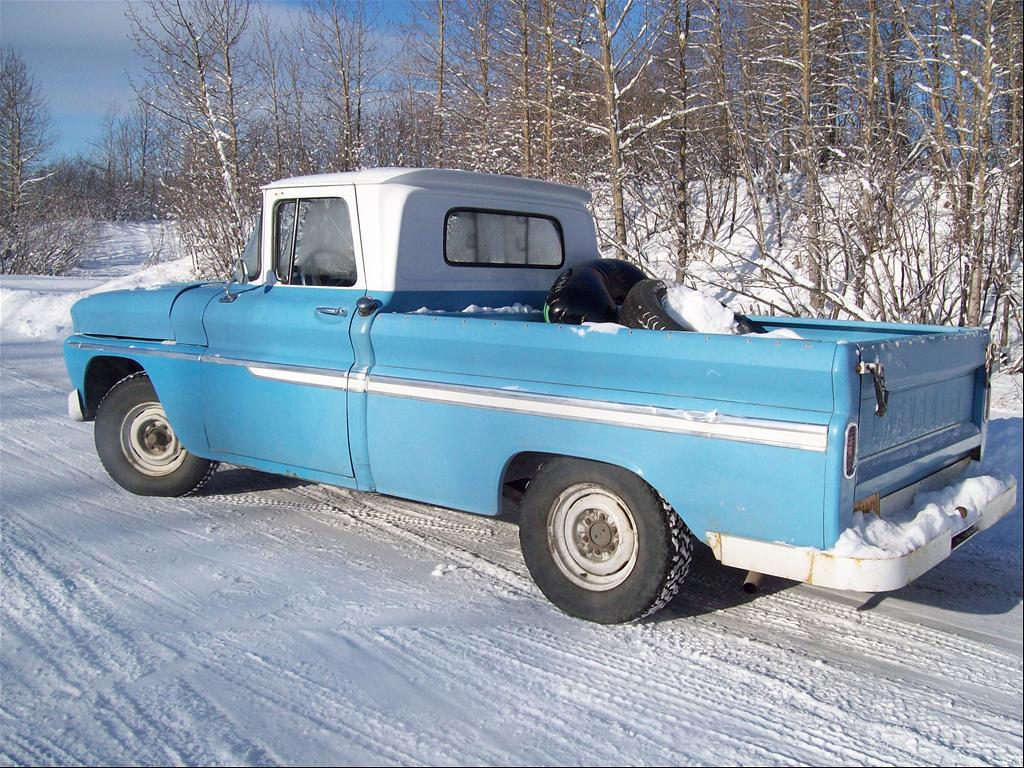 Chevrolet Apache 1961 foto - 3