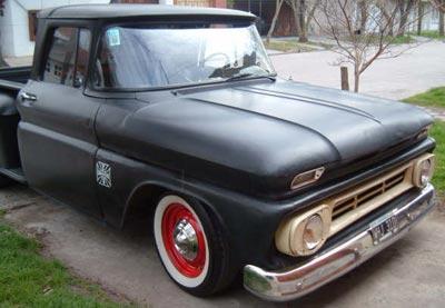 Chevrolet Apache 1962 foto - 2
