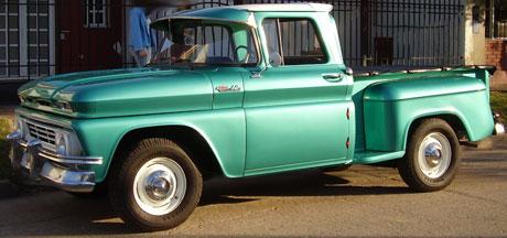 Chevrolet Apache 1962 foto - 3