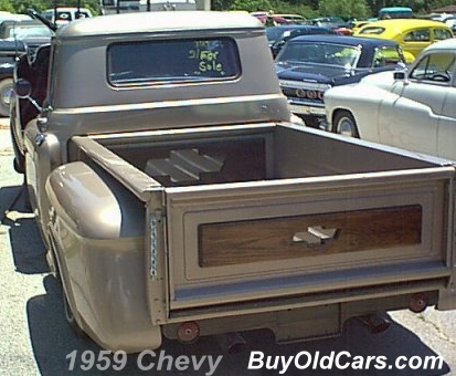 Chevrolet Apache 1962 foto - 4