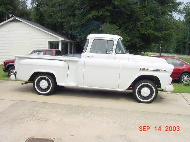 Chevrolet Apache 1963 foto - 4