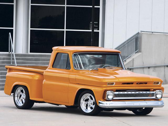 Chevrolet Apache 1964 foto - 3