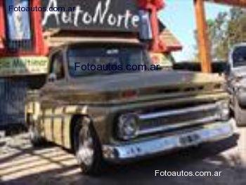Chevrolet Apache 1965 foto - 2