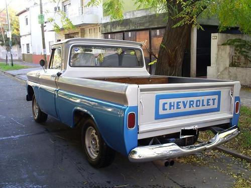 Chevrolet Apache 1965 foto - 3
