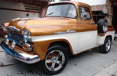 Chevrolet Apache 1965 foto - 4
