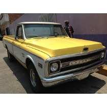 Chevrolet Apache 1968 foto - 5