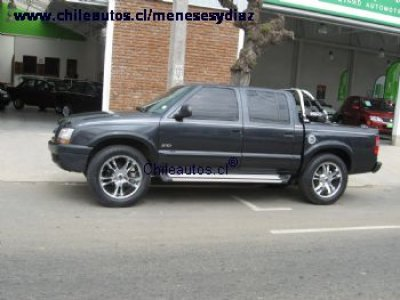 Chevrolet Apache 2002 foto - 3