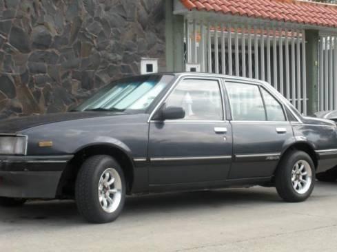 Chevrolet Aska 1987 foto - 2