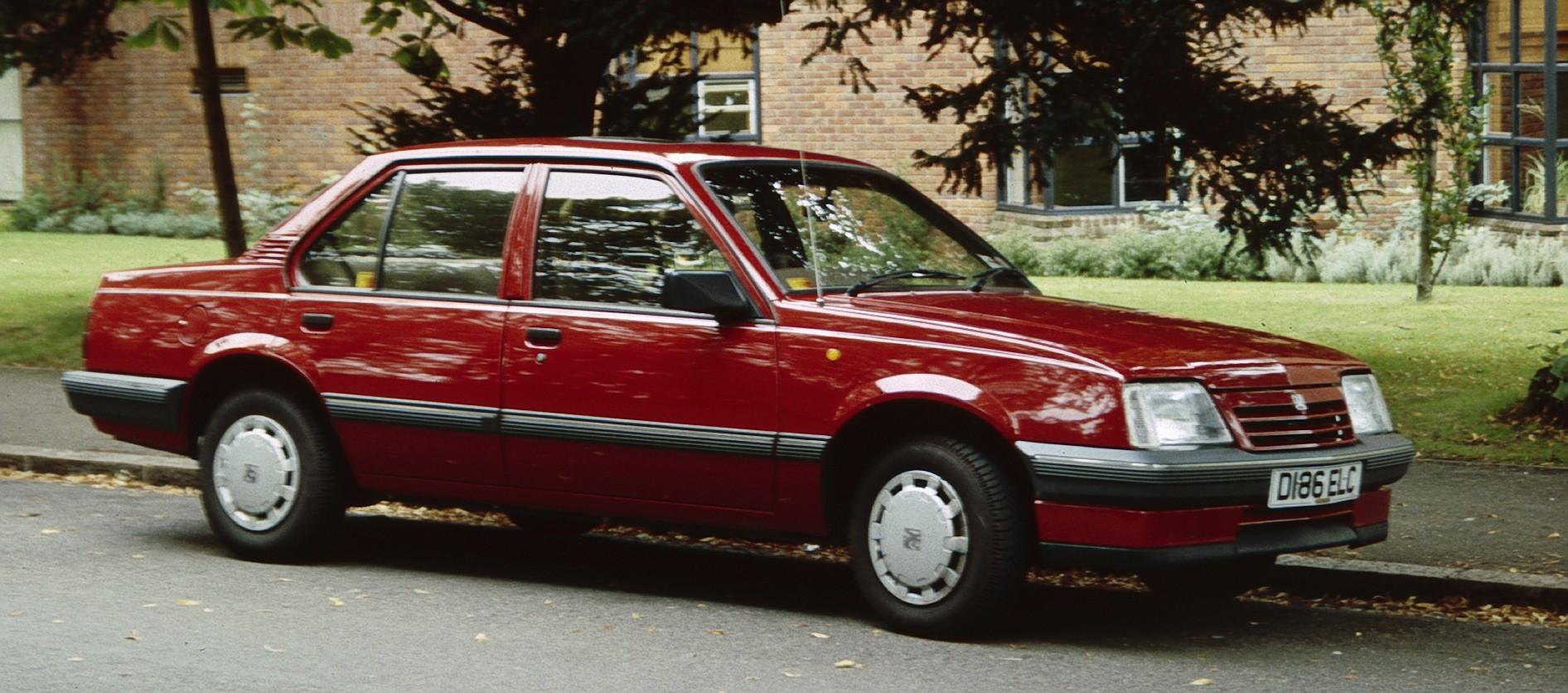 Chevrolet Aska 1987 foto - 3