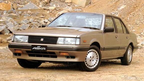 Chevrolet Aska 1987 foto - 5