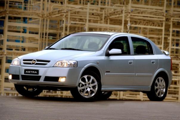 Chevrolet Astra 1995 foto - 1