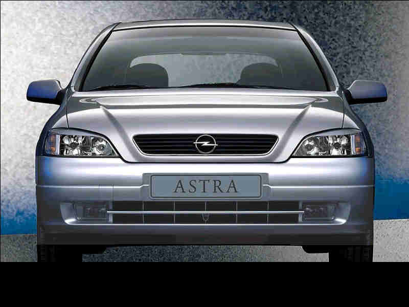 Chevrolet Astra 1995 foto - 2