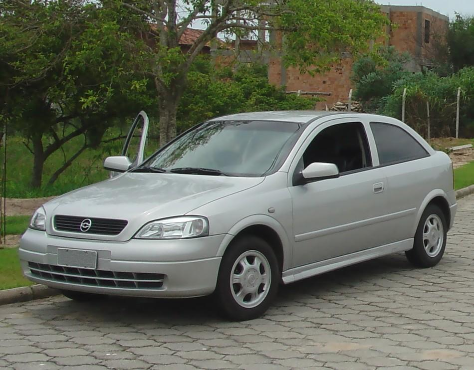 Chevrolet Astra 1998 foto - 1