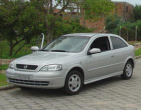Chevrolet Astra 1998 foto - 3