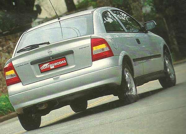Chevrolet Astra 1998 foto - 4