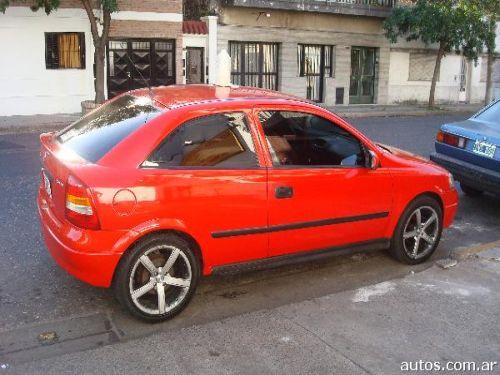Chevrolet Astra 1999 foto - 1