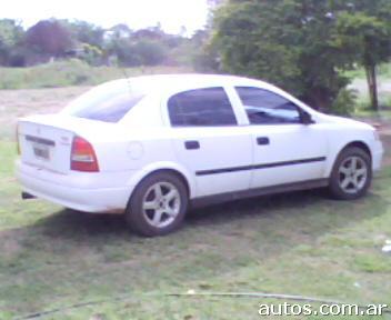 Chevrolet Astra 1999 foto - 2