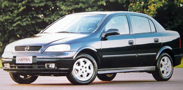 Chevrolet Astra 1999 foto - 3