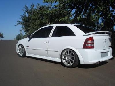 Chevrolet Astra 2001 foto - 5