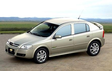 Chevrolet Astra 2002 foto - 1