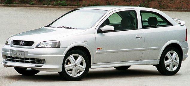 Chevrolet Astra 2002 foto - 3