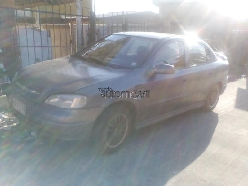 Chevrolet Astra 2002 foto - 5