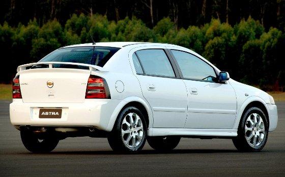 Chevrolet Astra 2003 foto - 1