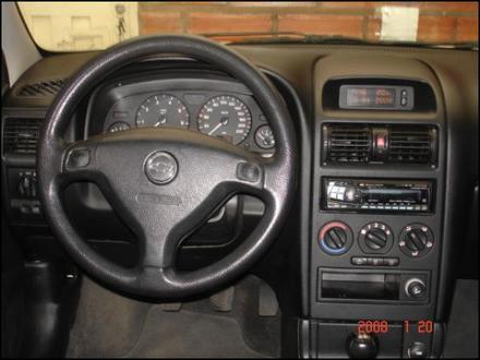 Chevrolet Astra 2003 foto - 3