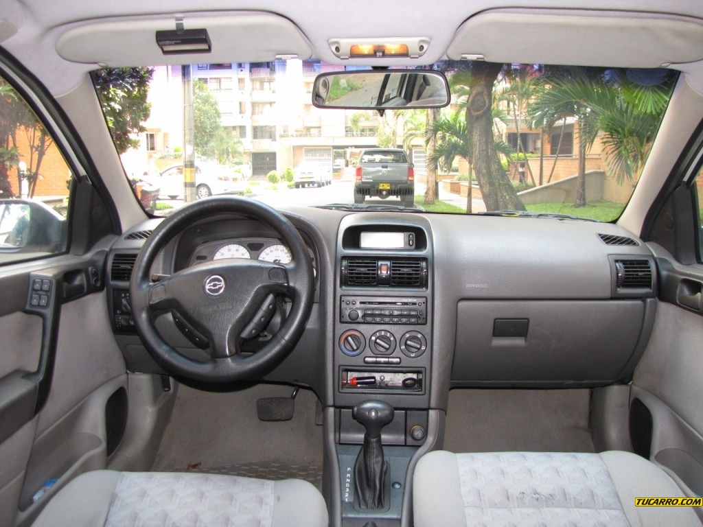 Chevrolet Astra 2003 foto - 4