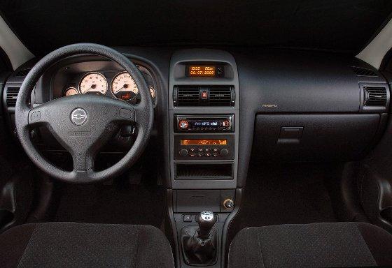 Chevrolet Astra 2005 foto - 2